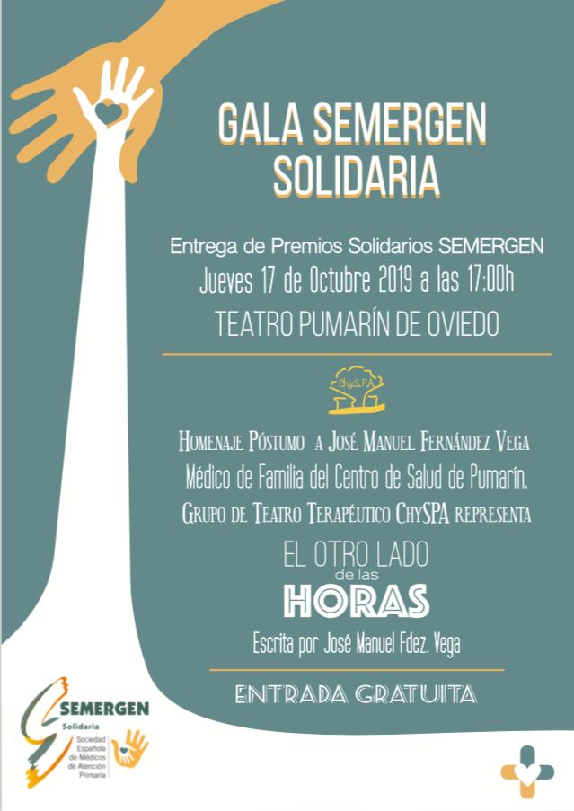 Gala Semergen Solidaria