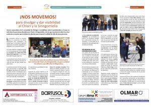 Revista SerCapaz visivilidad de chiari y siringomielia