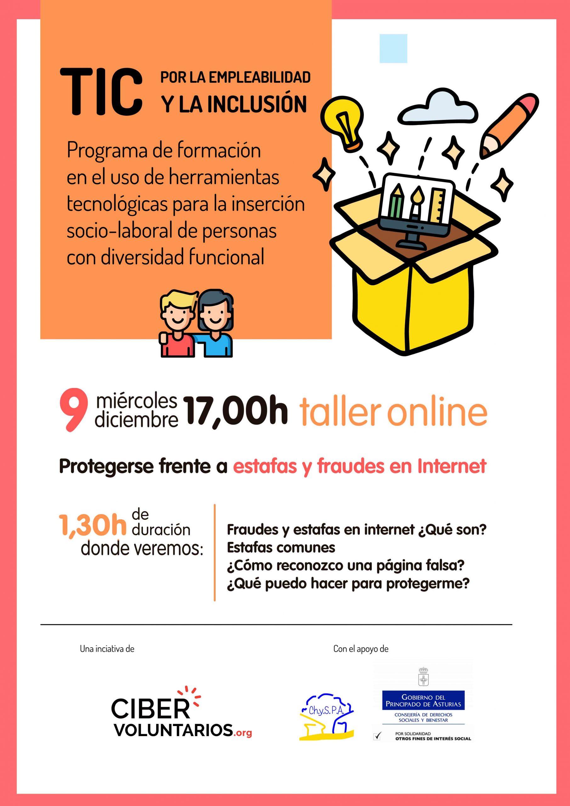 TIC Taller online